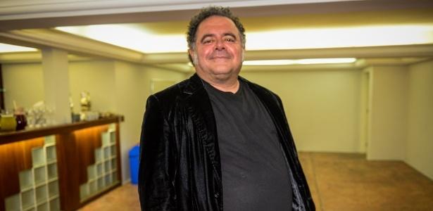 Léo Jaime vai apresentar festa de emissora pornô  - Francisco Cepeda/AGNews