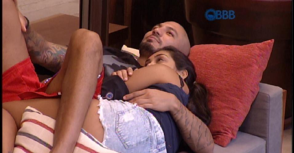 24.mar.2015 -Fernando conta a história que teve com sua ex-namorada de Goiânia