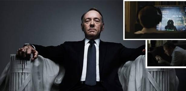 Perfil de série do Netflix faz piada com noticiário turbulento no Brasil - Reprodução