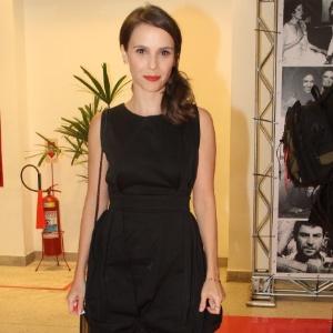 Débora Falabella recebeu convite após anúncio de gravidez de Secco