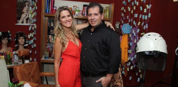 Ingrid Guimarães e Leandro Hassum são Marlene e Genésio na série de humor