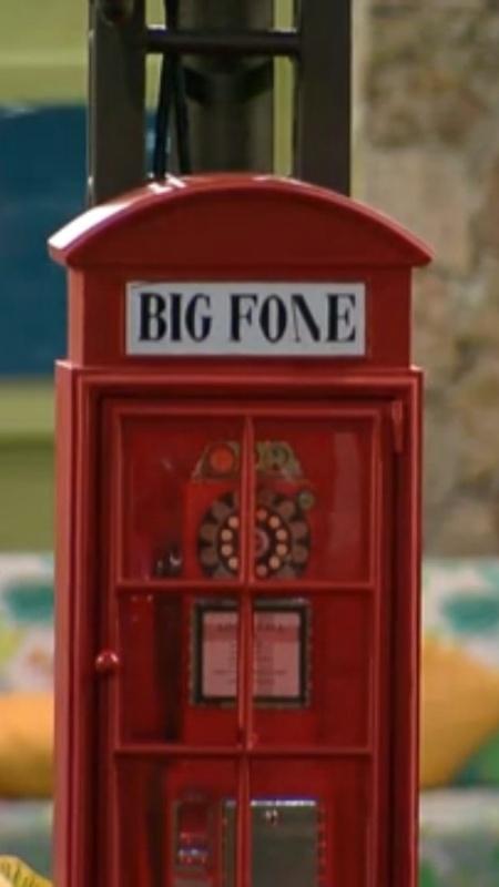25.mar.2015 - Big Fone irá tocar na quinta-feira (26) - Reprodução / TV Globo