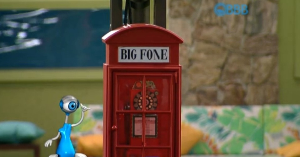 25.mar.2015 - Big Fone irá tocar na quinta-feira (26)