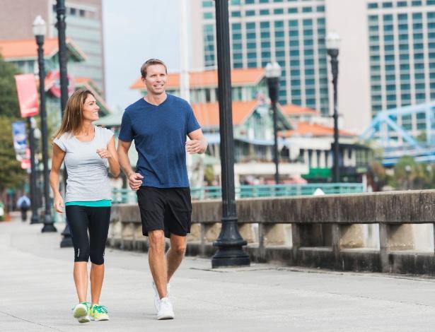 Rotina de exercícios do parceiro também pode influenciar  - Getty Images