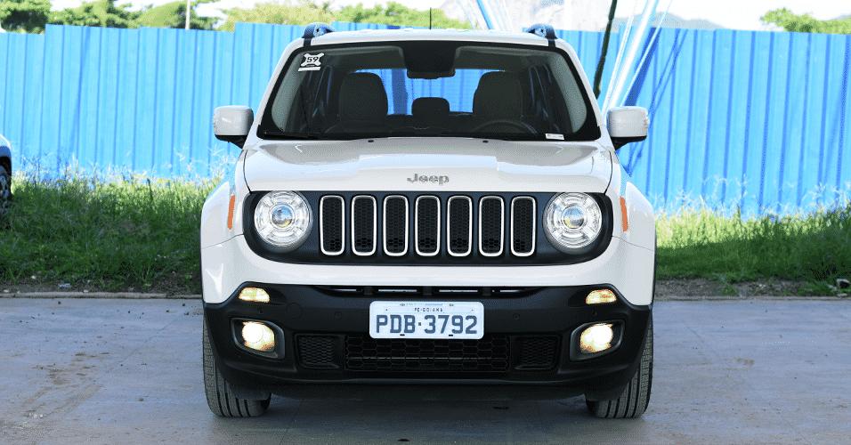 Jeep Renegade Longitude - Murilo Góes/UOL