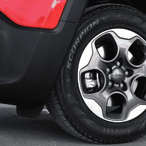 Jeep Renegade Sport - Murilo Góes/UOL