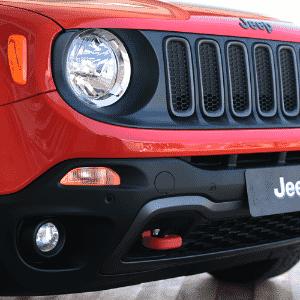 Jeep Renegade Trailhawk - Murilo Góes/UOL