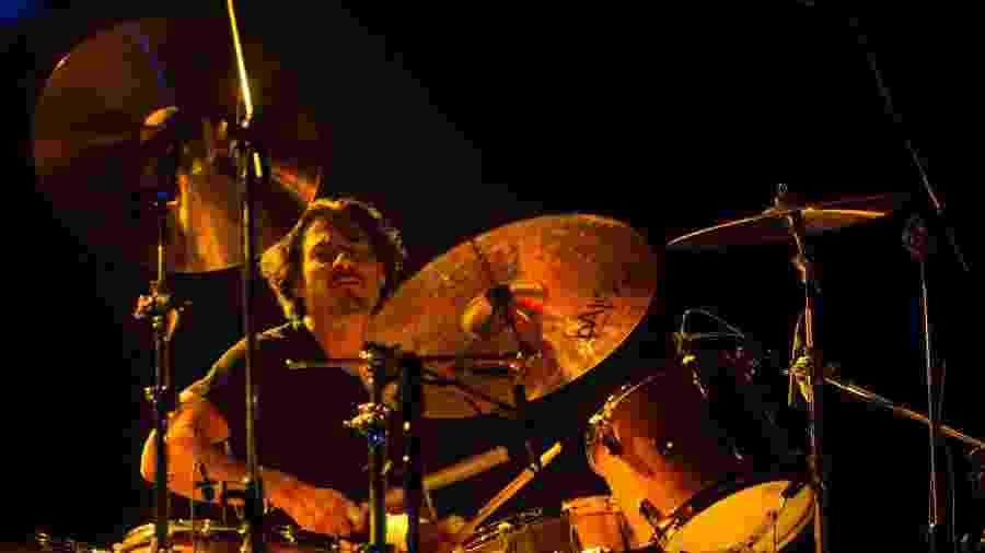 Brad Wilk já tocou com Rage Against the Machine e Audioslave - Mauro Pimentel/UOL