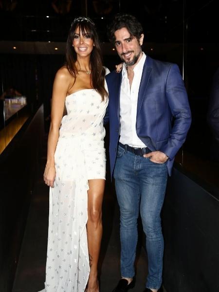 Marcos Mion e Suzana Gullo têm três filhos - Manuela Scarpa/Photo Rio News