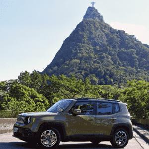 Jeep Renegade Longitude Flex A/T - Murilo Góes/UOL
