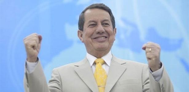 O pastor R.R. Soares