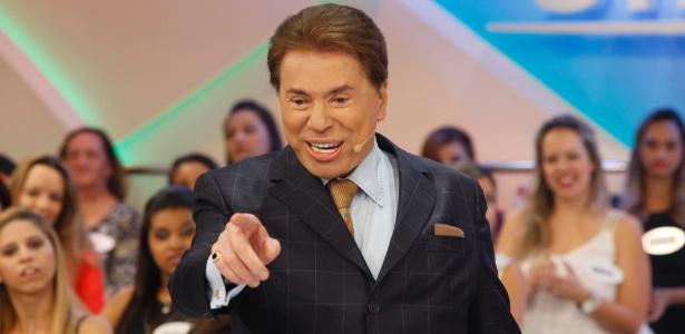 Silvio Santos estava doente durante gravações do Troféu Imprensa