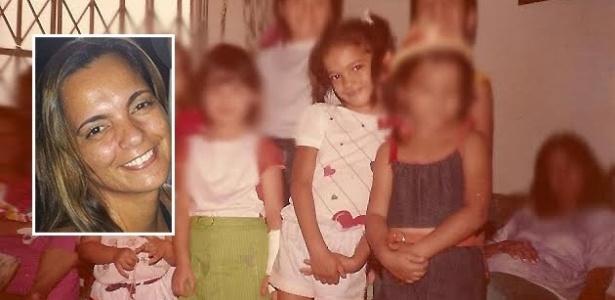 Erica tinha apenas 5 anos quando Xuxa a chamou de Claudia e pediu que se sentasse