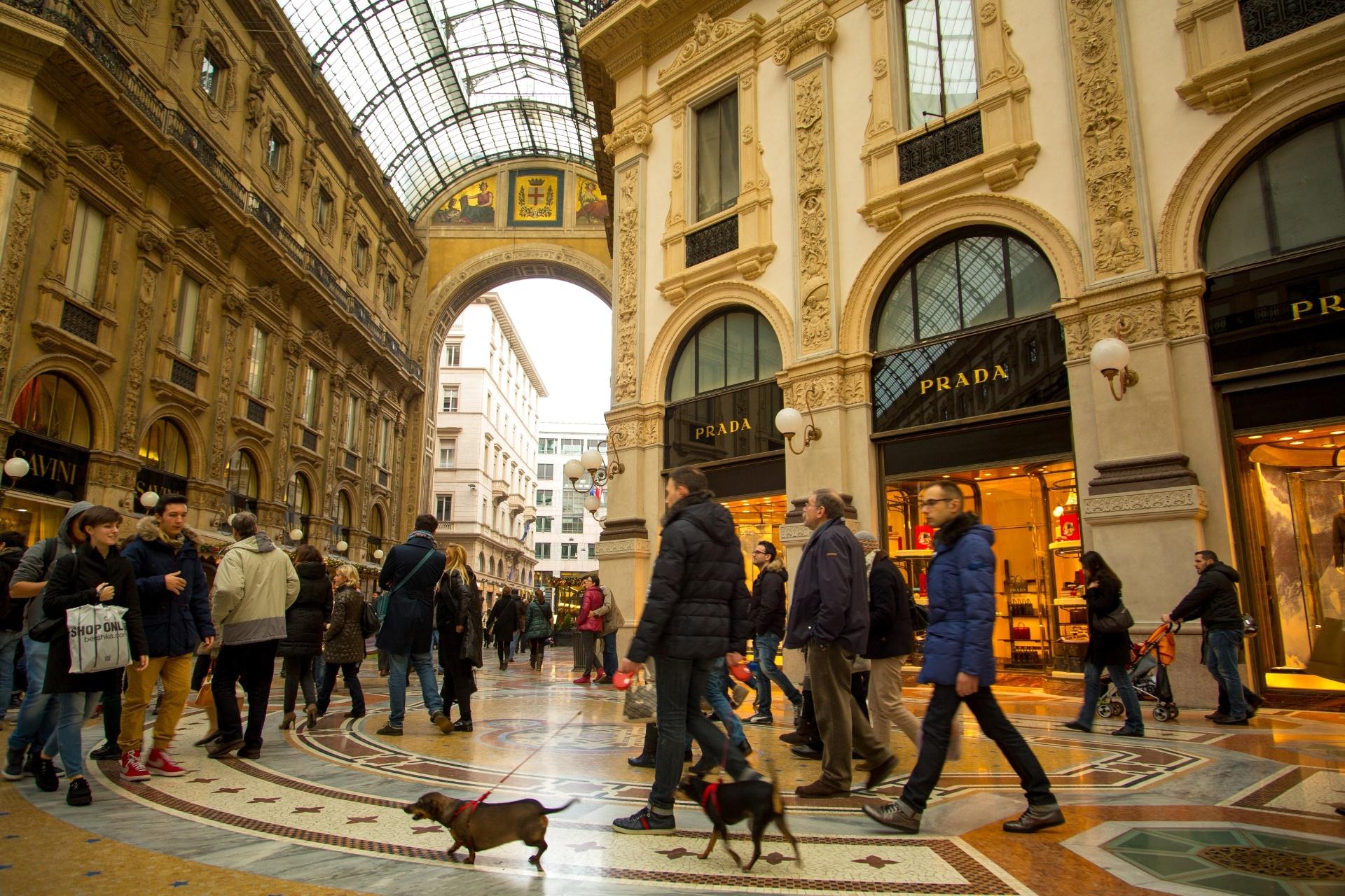 067efbdf3 Terra da Prada e de culinária chique, Milão é para quem gosta de glamour -  27/03/2015 - UOL Viagem