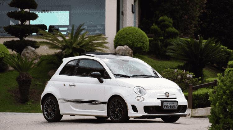 Fiat 500 - Murilo Góes/UOL - Murilo Góes/UOL