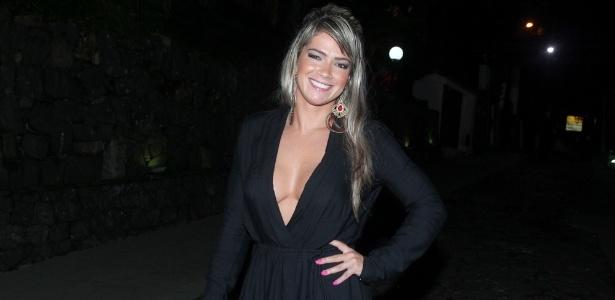Fani Pacheco não teve seu contrato renovado na Rede TV! - Felipe Assumpção e Marcello Sá Barretto/AgNews