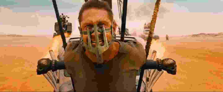 """Cena de """"Mad Max: Estrada da Fúria"""" - Reprodução"""