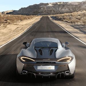 McLaren 570S Coupé - Divulgação
