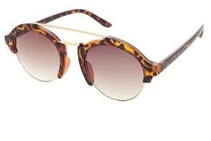 Óculos de sol geométricos viram febre entre as famosas  aprenda a usar - f409b90bde
