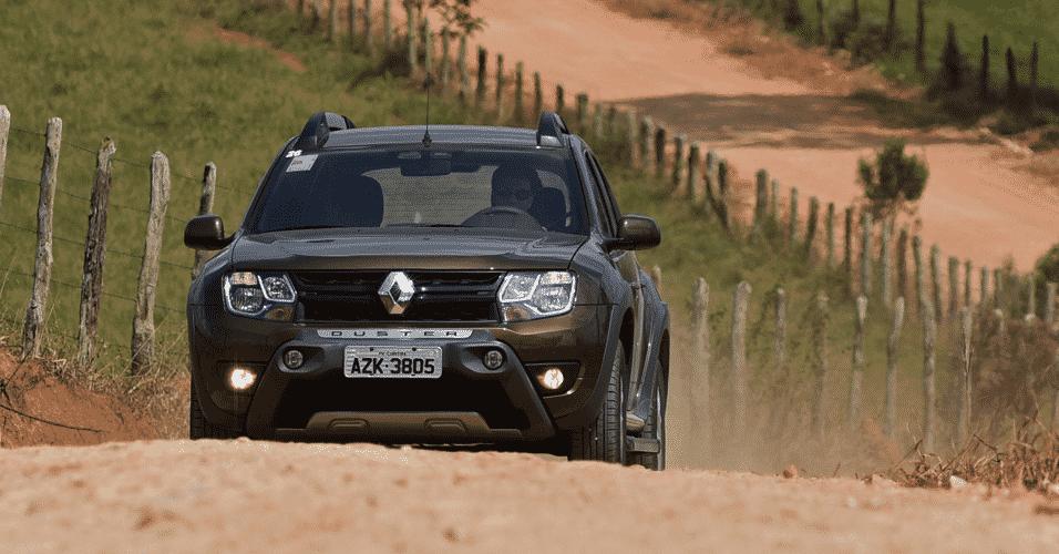 Renault Duster Dynamique 1.6 4x2 - Murilo Góes/UOL