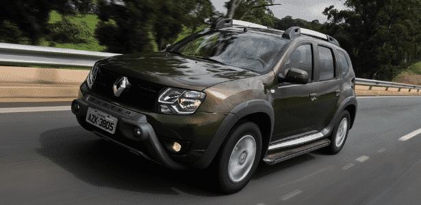 Renault Duster Dynamique 1.6 4x2 - Murilo Góes/UOL - Murilo Góes/UOL