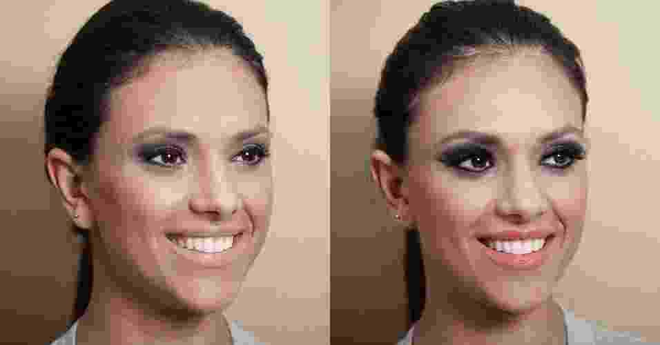 Tutorial olho preto para o dia e para a noite - Patrícia Araujo/UOL