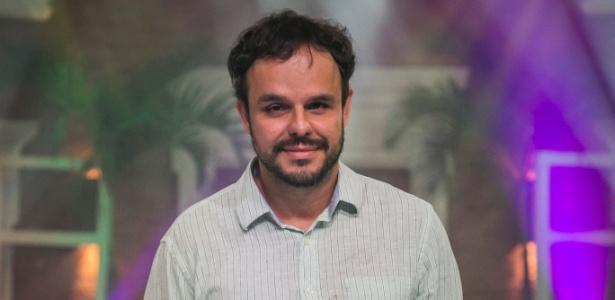 """O escritor e jornalista mineiro Adrilles Jorge, que participou do """"Big Brother Brasil 2015"""" - Divulgação/TV Globo"""