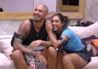 """Entre Amanda e Fernando, quem você acha que será eliminado do """"BBB15"""", da TV Globo, no último paredão? - Reprodução/TV Globo"""