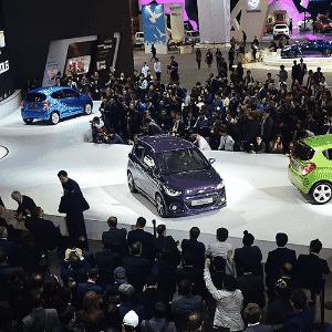 Chevrolet Spark - JUNG YEON-JE/AFP
