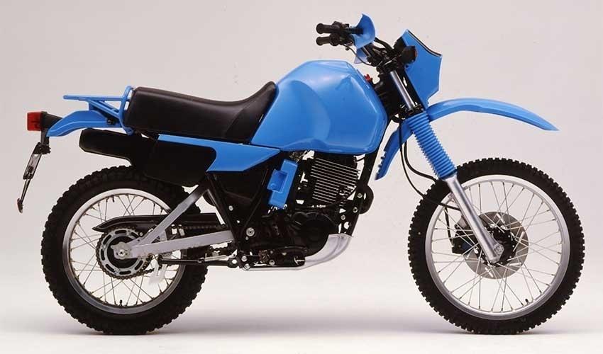 Conceito Yamaha Ténéré 550