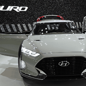 Hyundai Enduro Concept - Seongbin Kang/Xinhua