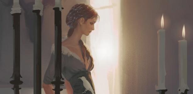 """Imagem do capítulo """"Alayne"""" de """"Winds of Winter"""" - Divulgação"""