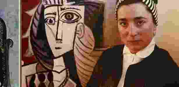 A francesa Jacqueline Roque (1926-1986), última mulher de Pablo Picasso - Justin R. Jones