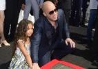 Vin Diesel ganha estrela na calçada da fama em Hollywood - Michael Nelson/Efe