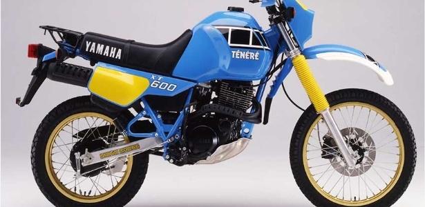 Agresti quatro motos que os brasileiros n o esquecem for Tenere sinonimo