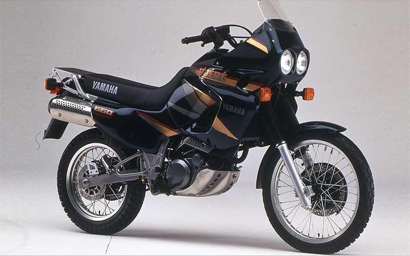 Quinta geração da Yamaha Ténéré