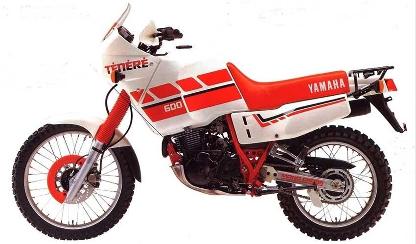 Terceira geração da Yamaha Ténéré