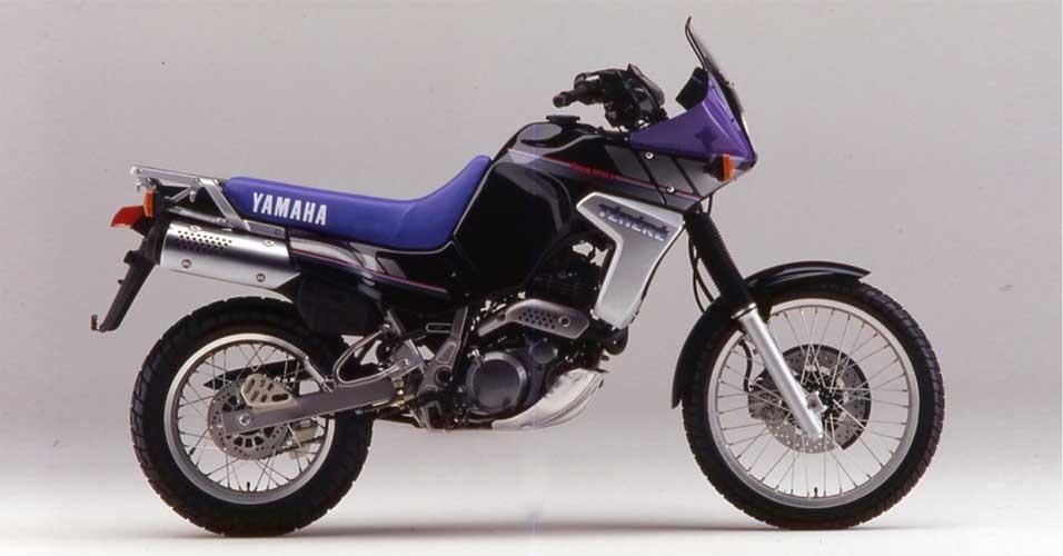 Yamaha Ténéré 660 estreou na quarta geração