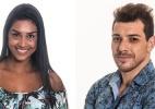 """Amanda e Cézar estão na final do """"BBB15"""". Quem você acha que será campeão? - Divulgação/TV Globo/Montagem UOL"""