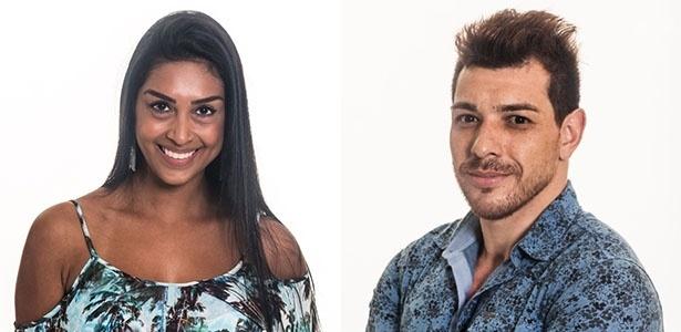 Amanda e Cézar disputam prêmio de R$ 1,5 milhão
