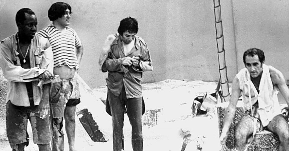Os trapalhoes na dec de 1980