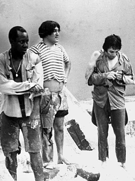 """Imagem de """"Os Trapalhões"""" nos anos 1980 - Divulgação"""