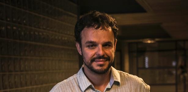 """Adrilles marcou presença e foi considerado um dos favoritos para ganhar o """"BBB15"""", mas foi o 10º eliminado do reality - Paulo Belote/Divulgação/TV Globo"""