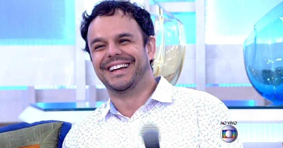 """7.abr.2015 - Adrilles participa do """"Encontro com Fátima Bernardes"""""""
