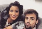 """Rafael posta foto ao lado de Talita a poucas horas da final do """"BBB15"""" - Reprodução/Instagram/rafaelicks"""