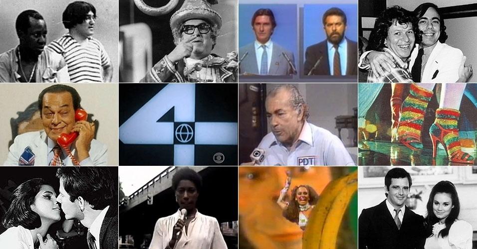 Dia 26 de abril de 2015, a TV Globo faz 50 anos; lembre os momentos mais marcantes da emissora