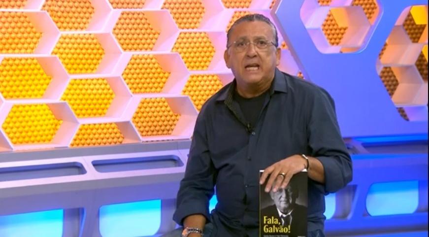 Galvão Bueno participa do