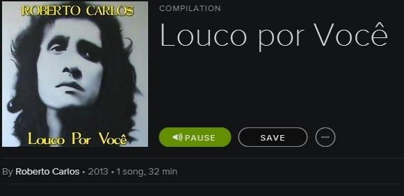 No Spotify,