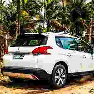 Peugeot 2008 2016 Griffe 1.6 THP Flex - Divulgação