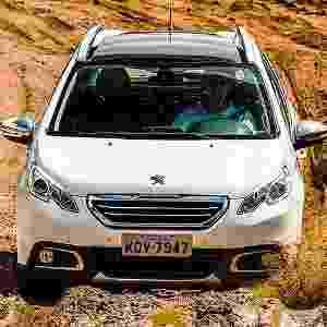 Peugeot 2008 2016 1.6 Griffe THP Flex - Divulgação
